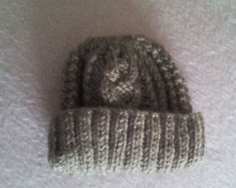 baby boy hat, irish boy hat, baby boy beanie hat, boy beanie hat, boy hat  0-6 month's ready to ship