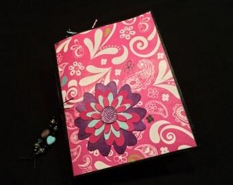Mini Journal - Pink