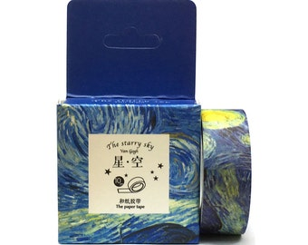 Washi Tape 10m Starry Night SM212325