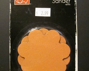 Bazill Two-Scoops Sanding Tool Refill