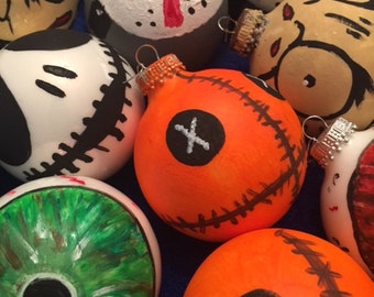 Horror Ornaments