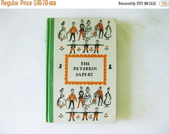 On Sale The Peterkin Papers, Lucretia Hale, Ezra Jack Keats Illustrations, 1955 Junior Deluxe Editions