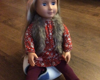 American Girl Doll Beanbag Chair