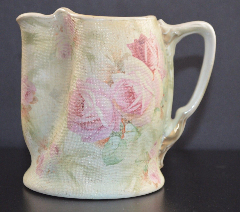 royal bayreuth rose tapestry creamer pitcher. Black Bedroom Furniture Sets. Home Design Ideas
