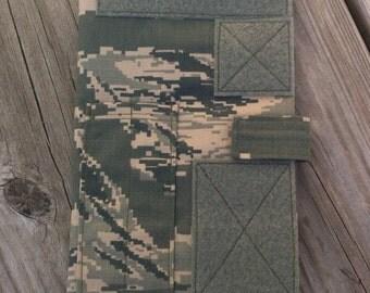 Air Force Tiger Stripe BDU Book Cover