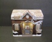 "Collectible ""CRANBERRY CREEK LIBRARY"" Tin"