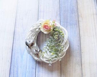 Beautiful Door Wreath