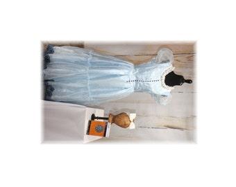 Fairytale Costume / Princess Costume / Alice Costume / Fairytale Princess Costume / Sweet Lolita Costume--Medium (I10)