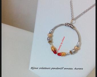 pendant ring jewelry designers. Aurora