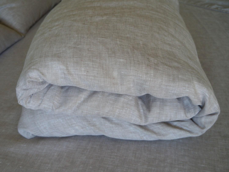 Linen Duvet Cover Set Light Gray Roselawnlutheran