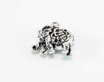 Small Elephant Pendant