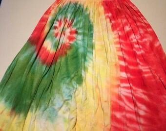 Rasta dress 2 in 1 size extra large