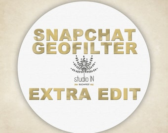 SNAPCHAT GEOFILER  -  Extra edit