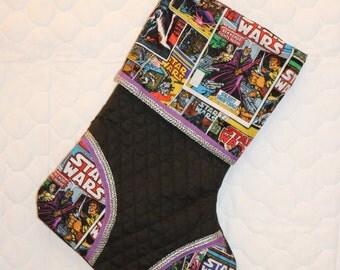 Star Wars Handmade Custom Christmas Stocking