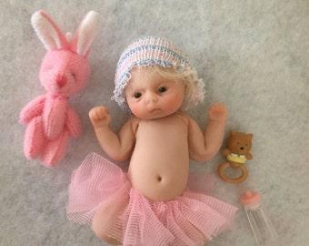 Ooak clay babies