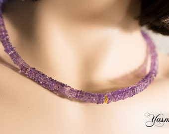 Amethyst dream necklace