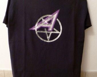 "Anthrax-""European tour"" t.shirt-size M-Thrash Metal"