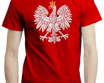 Orzel Bialy Patriot Polish Poland Polska Kibic  Koszulka T shirt Tshirt