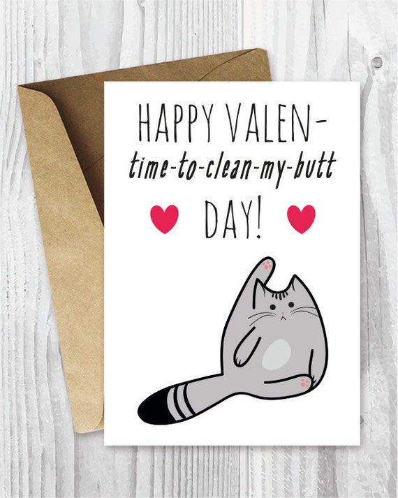 Valentine Card Friend Printable Funny Valentines Day Card – Valentine Card Friend
