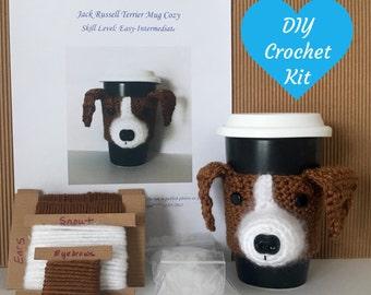 Amigurumi Animal Kit : Amigurumi Kit DIY Crochet Kit Crochet Pattern by HookedbyAngel