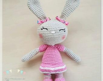Bunny Anita amigurumi