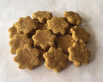 Posie's Pumpkin Pie Gourmet Treats • All Natural • Daphne's Dawggie Delights