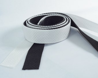 LIGHT WEIGHT Collar Webbing - by the yard