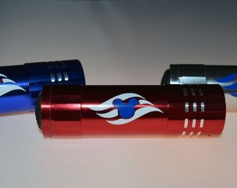 Disney Cruise Line Inspired Flashlights Fish Extender Gifts DCL FE Great for dads and teens