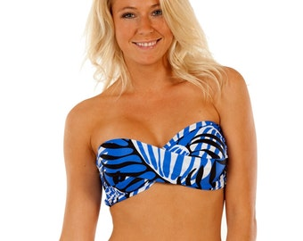 Twist Tube Top- Multiple Color Choices!