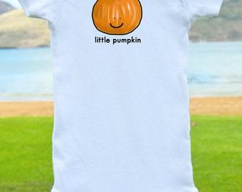 Little Pumpkin Onesie
