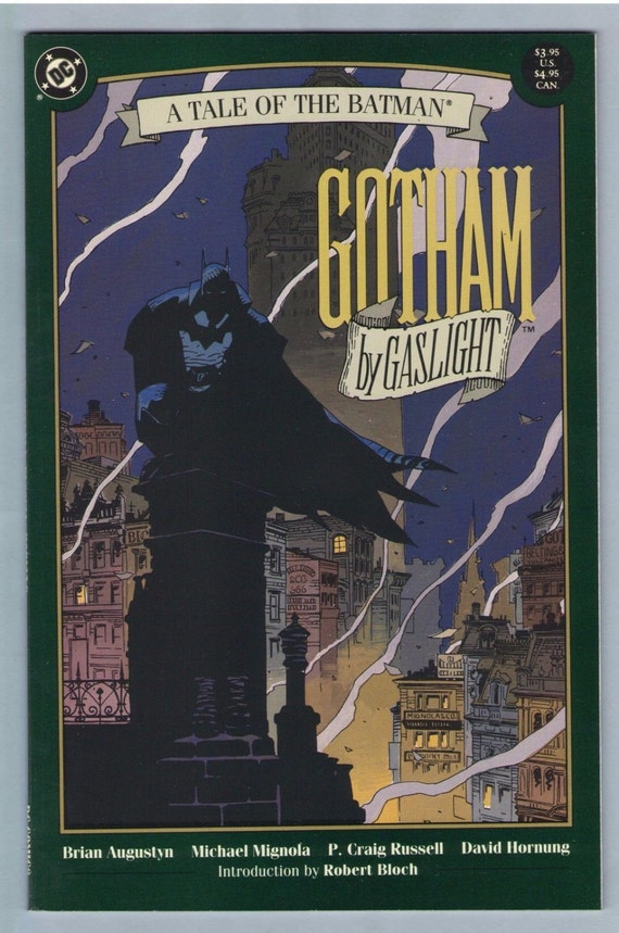 Gotham by Gaslight 1989 NM- (9.2)