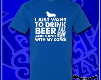 "Shop ""corgi gifts"" in Clothing"