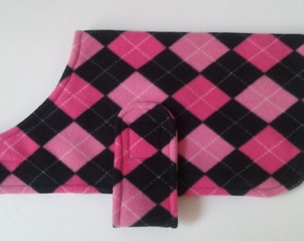 Two Layers double sided polar fleece  Dog  Coat, Dog sweater