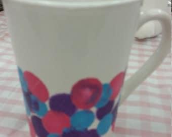 Mug, Polka Dot