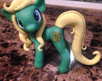 Custom My Little Pony Inspired Sculpt