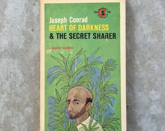 Heart of Darkness & Secret Sharer by Joseph Conrad