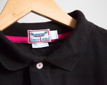 Limoland Black Polo size Large L