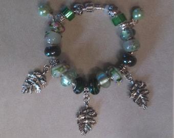 Green Garden Bracelet