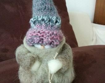 Felt Christmas Gnome Snowman
