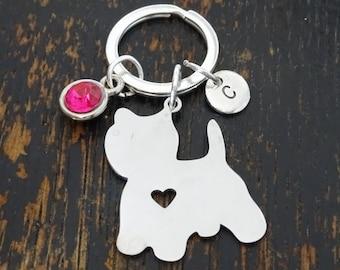 Yorkshire Terrier Keychain, Custom Keychain, Custom Key Ring, Yorkshire Terrier Key Chain, Yorkie Keychain, Yorkie Jewelry, Yorkie Memorial