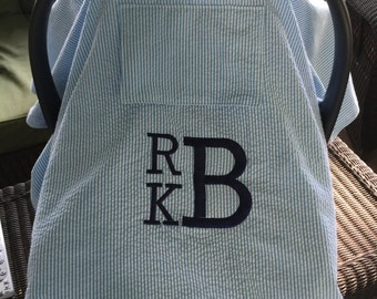 Baby Car Seat Carrier Cover with Peep Window