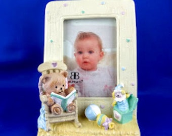 Vintage Baby Picture Frame