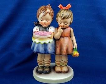 1950's Happy Birthday Hummel Figurine