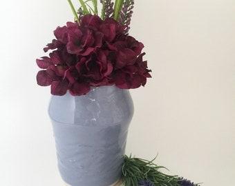Periwinkle Vase