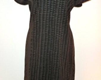 Knit Dress -SP15-5003