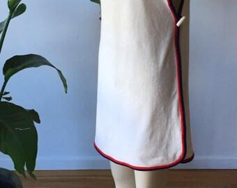 unique vintage terry cloth