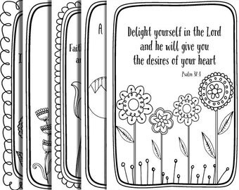Bible Favoritism Coloring Page