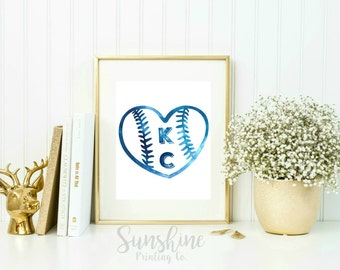 Kansas city royals royals baseball kc royals royals poster for Home decor kansas city