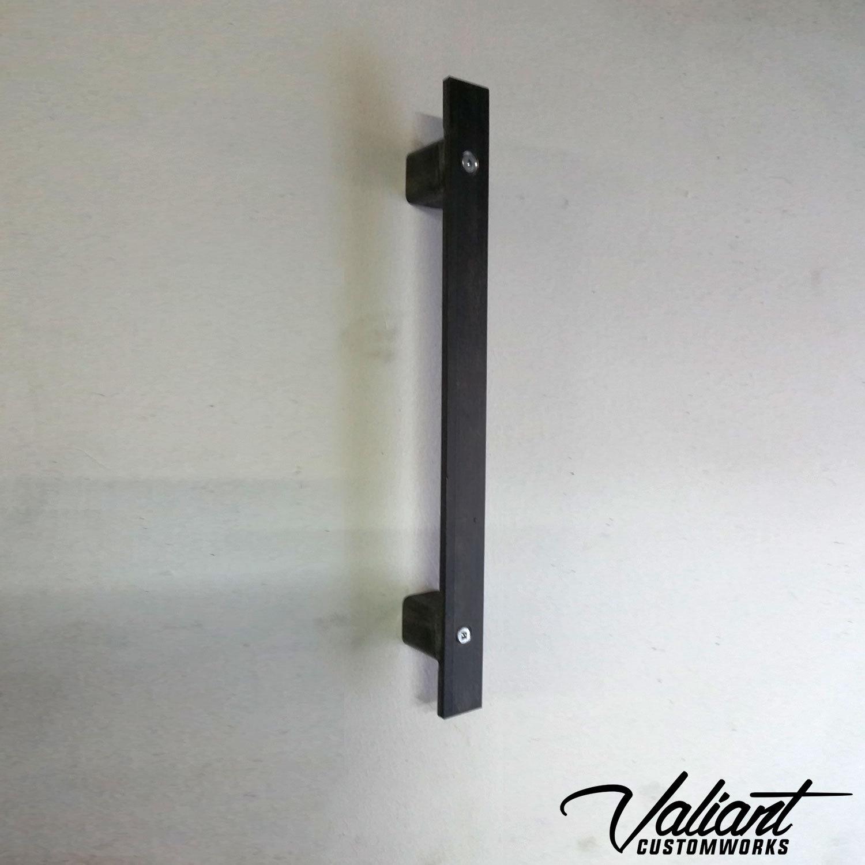 Industrial 1 Low Profile Barn / Sliding Door Handle / Pull