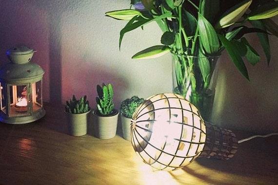 inventore della lampadina : La lampada della lampadina. LASERCUT, lampadario. Design ecologico ...